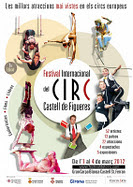Festival du cirque de Figueras.