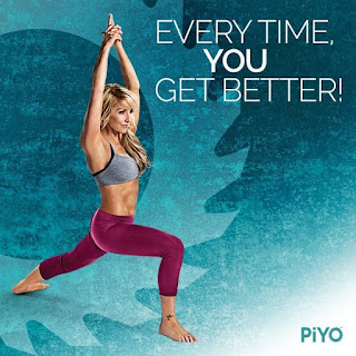PiYo, Chalene Johnson, Beachbody, Pilates, Yoga, Vanessamc246, change one thing change everything