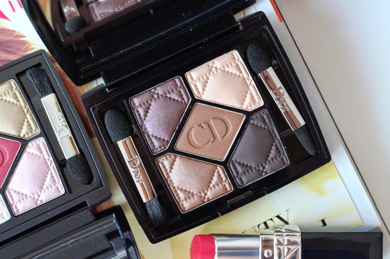 Dior 5 Couleurs 796 Cuir Cannage
