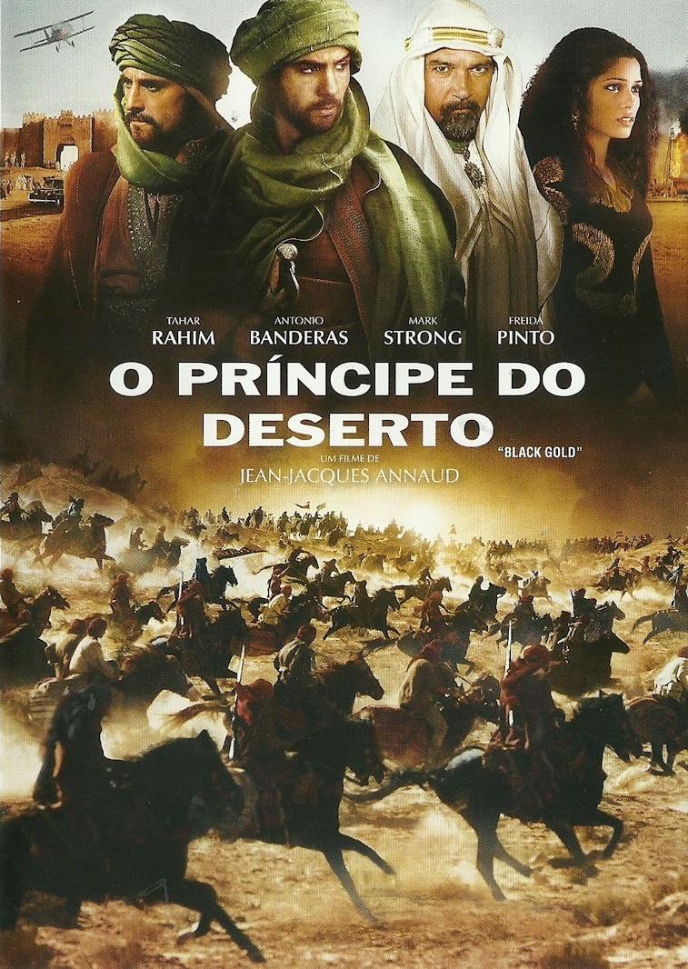 O Príncipe do Deserto – Dublado (2011)