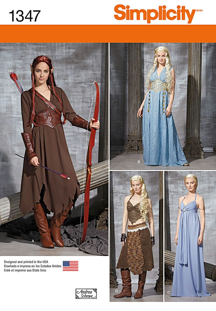The adventures of an elven princess a guide to making for Daenerys targaryen costume tutorial