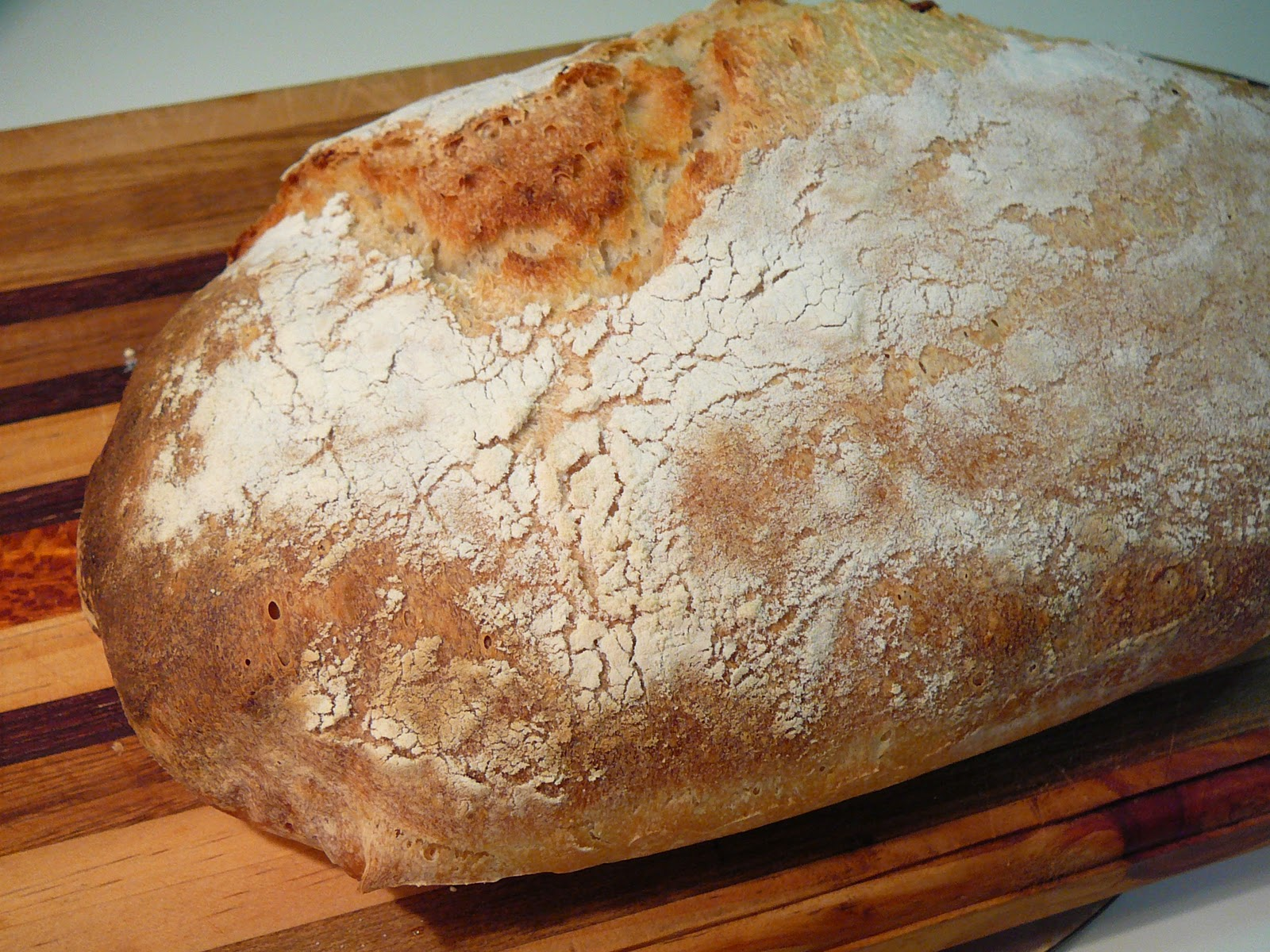 how to eat calabrese bread