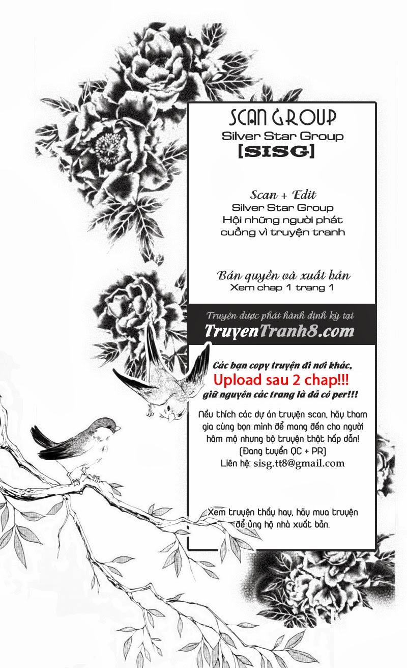 A Kiss For My Prince - Nụ Hôn Hoàng Tử Chapter 24 - Trang 1