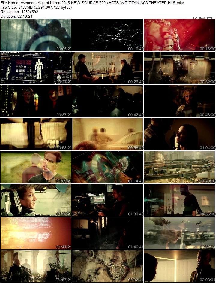 Avengers: Age of Ultron อเวนเจอร์ส: มหาศึกอัลตรอนถล่มโลก (2015)