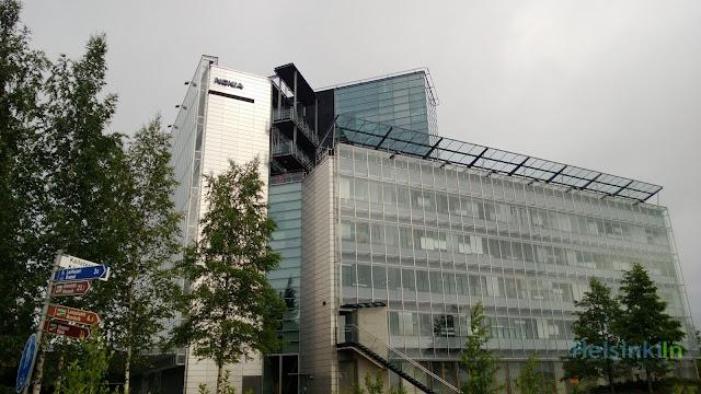 Nokia HQ in Espoo