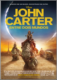 John Carter: Entre Dois Mundos TS XviD + RMVB Dublado