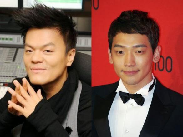Park Jin Young Berbicara Mengenai Kesan Pertamanya Bertemu Rain