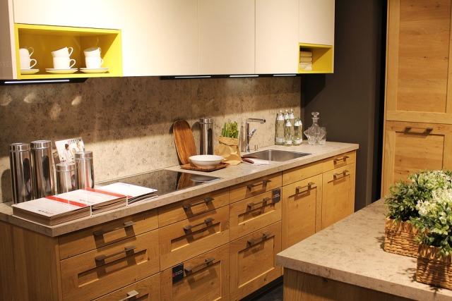Desain Interior Dapur Modern Minimalis