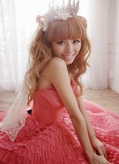 Hime Gyaru, Crazy and kawaii desu, cute, Moda kawaii