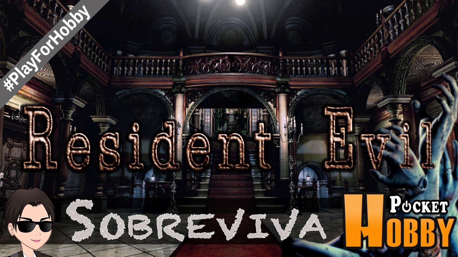 Pocket Hobby - www.pockethobby.com - Play For Hobby - Sobreviva Resident Evil .