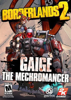 Borderlands 2 Gaige The Mechromancer