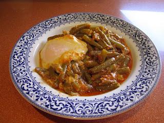 La cocina de maite judias verdes esparragadas - Tiempo coccion judias verdes ...