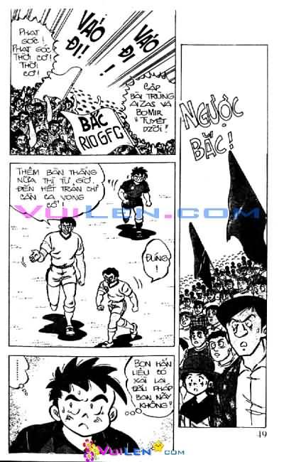 Jindodinho - Đường Dẫn Đến Khung Thành III Tập 27 page 49 Congtruyen24h