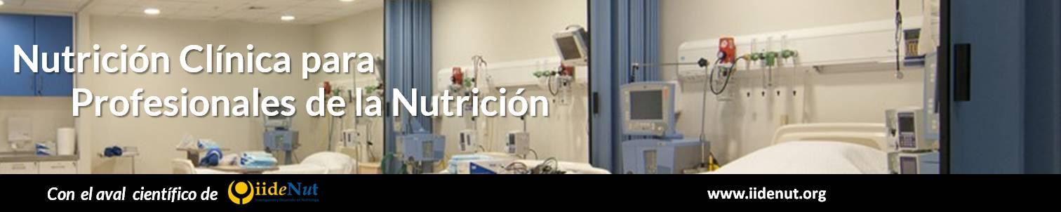 Nutrición Clínica para Profesionales de la Nutrición