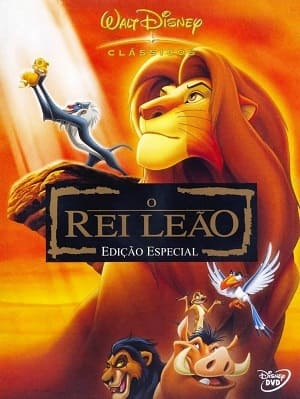 Filme O Rei Leão - Bluray 1080p 720p 1994 Torrent