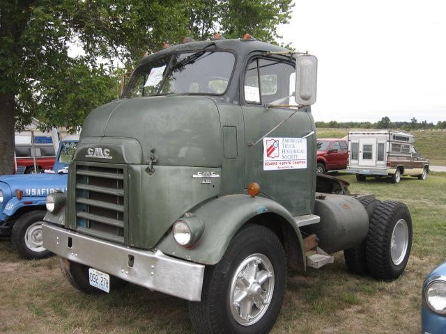Antique Gmc Tractors : Old gmc tractors autos post