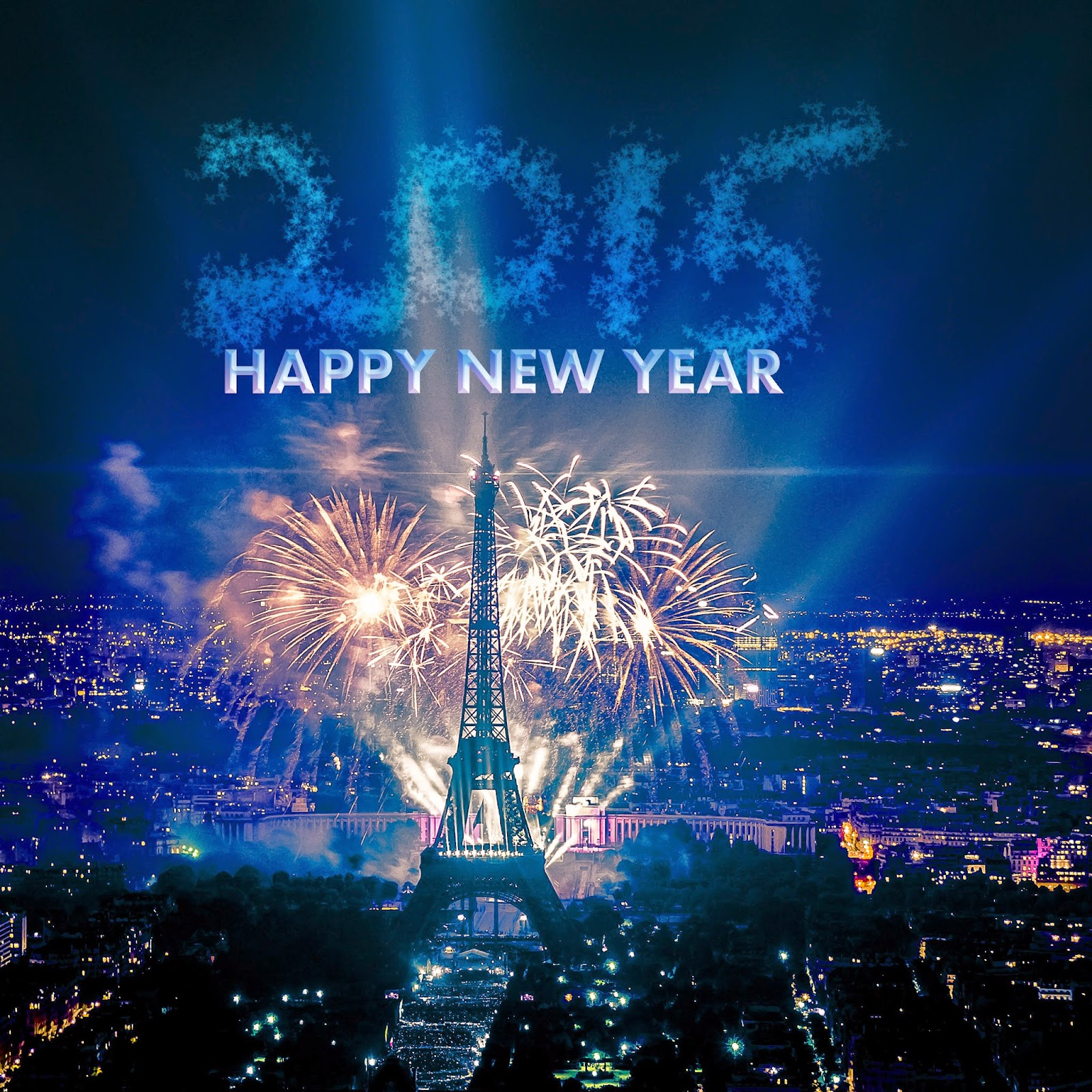 Happy New Year 2015 Fireworks HD Pictures