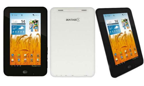 Kobian iXA Tab for Rs 3999 Buy android tablet priced Rs.4000 in india best Budget friendly tab