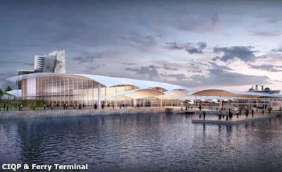 CIQP & Ferry Terminal