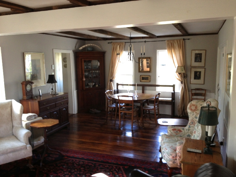 Cape Cod Historic Homes | Blog: 18th Century Half Cape for sale in
