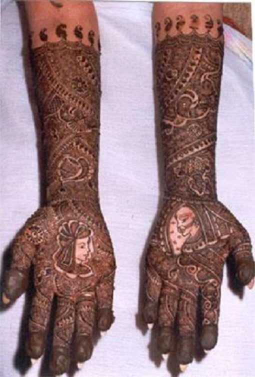 Mehndi Design Bridal Mehndi Arabic Mehndi  Beauty And