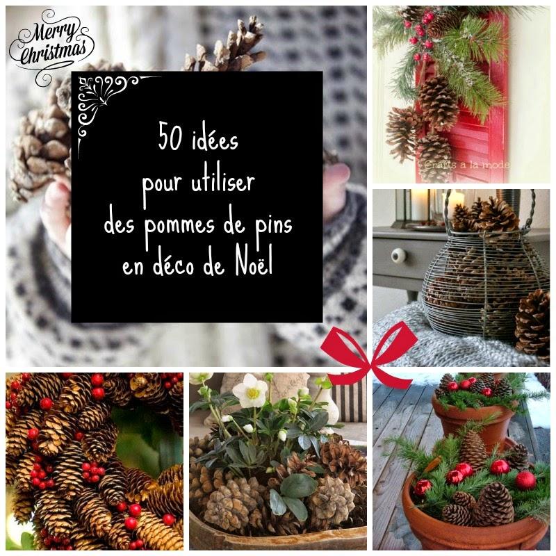 Home garden 50 id es pour utiliser des pommes de pins - Decoration de pomme de pin pour noel ...