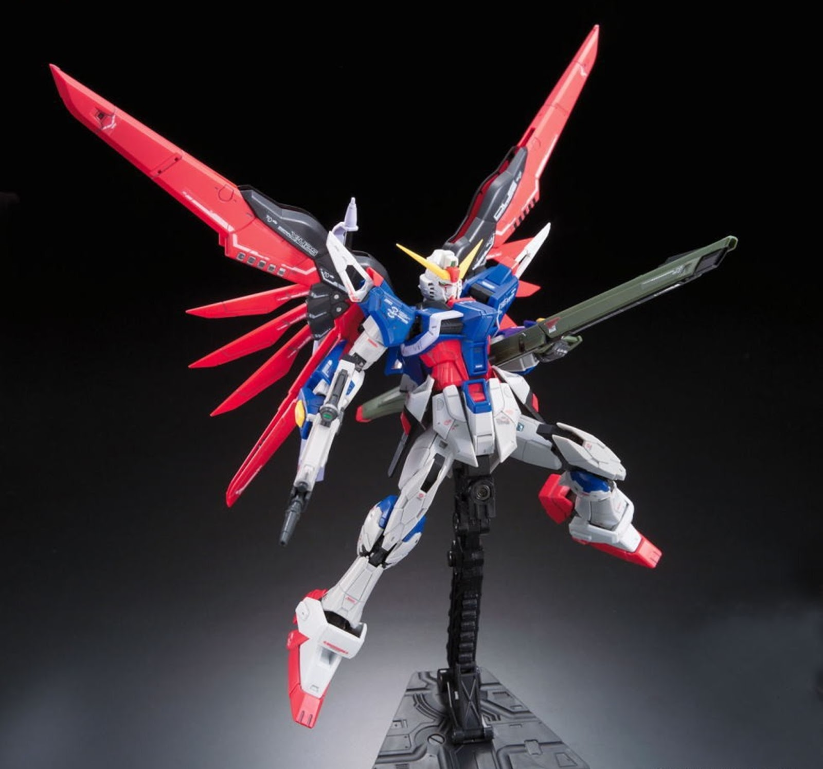 destiny gundam rg - photo #1
