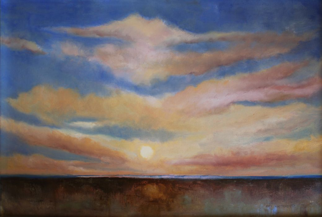Discover Seascape Art, Realistic Seascape Paintings, Seascape Desktop Background (1039 x 702 )