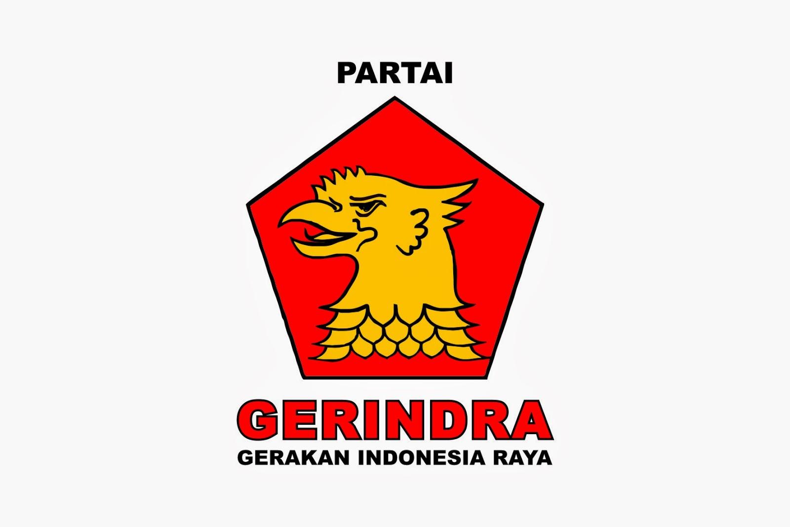 Partai Gerindra Logo | Logo-Share