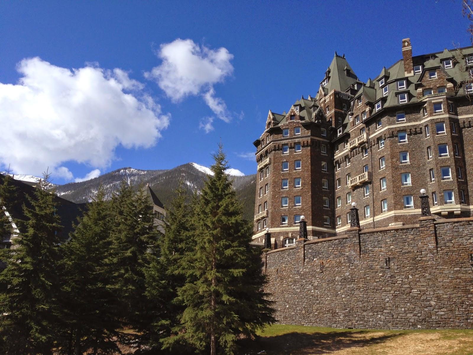 Rewards Canada Hotel Review Fairmont Banff Springs Hotel