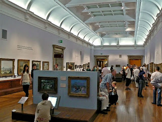 Famous Art Galleries