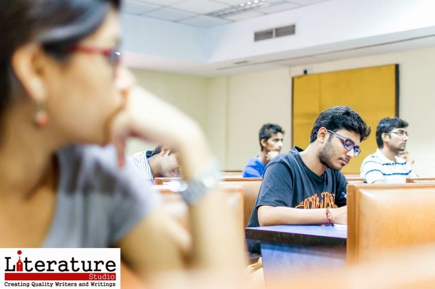 Creative Writing Workshop in IIT Delhi by Literature Studio