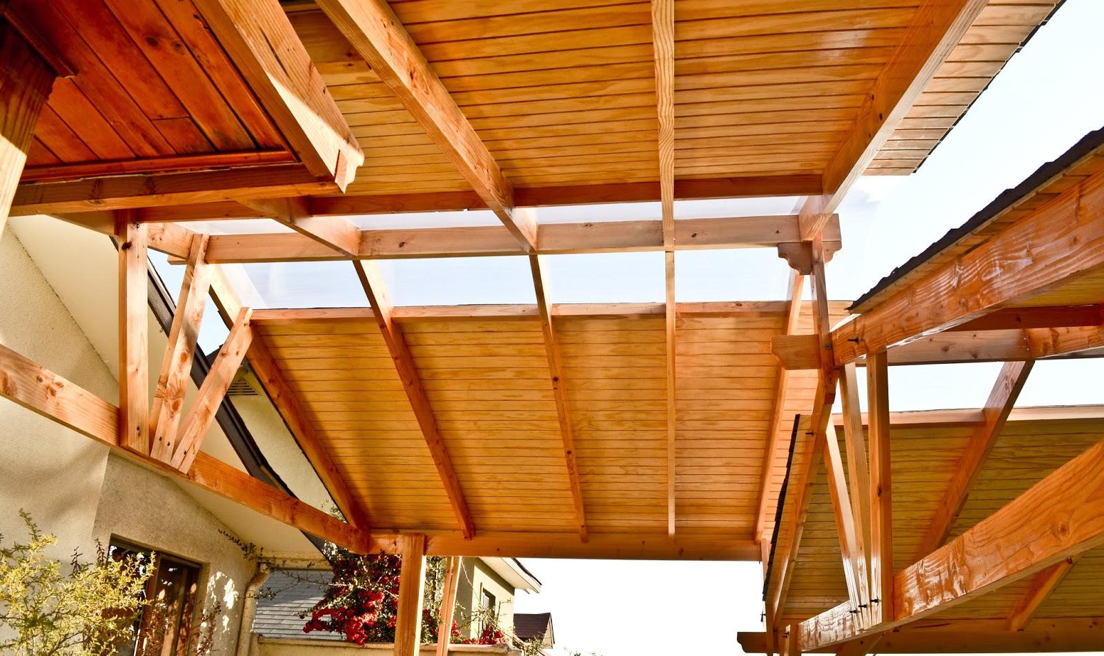 Construye un cobertizo artesanal para tu patio muy for Cobertizo para exteriores