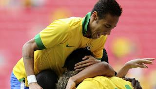 YOUTUBE Brasil vs Australia 6-0 2013 Cuplikan Gol