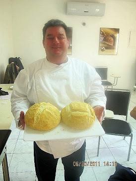 Receitas de Pães do Chef Paulinho Pecora