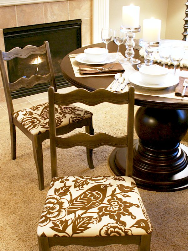 How to choose the right Seat Pads for Kitchen Chairs