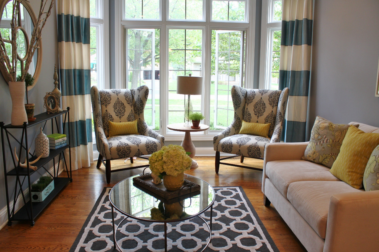 A Living Room Makeover - Emily A. Clark