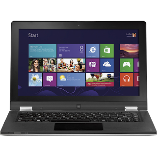 "Lenovo Yoga 13 - 59359568 - Ultrabook 13.3"" Touch-Screen Laptop - 4GB Memory - 128GB Solid State Drive - Silver Gray"