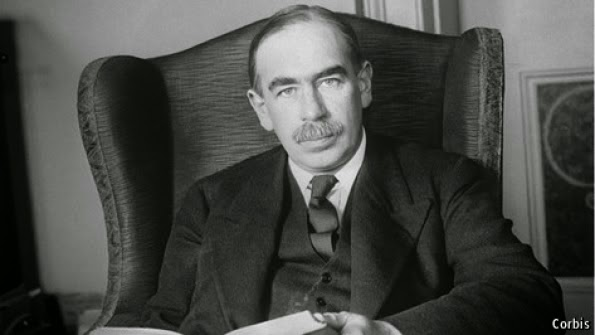 """The boom, not the slump, is the right time for austerity at the Treasury"" (John Maynard Keynes)"