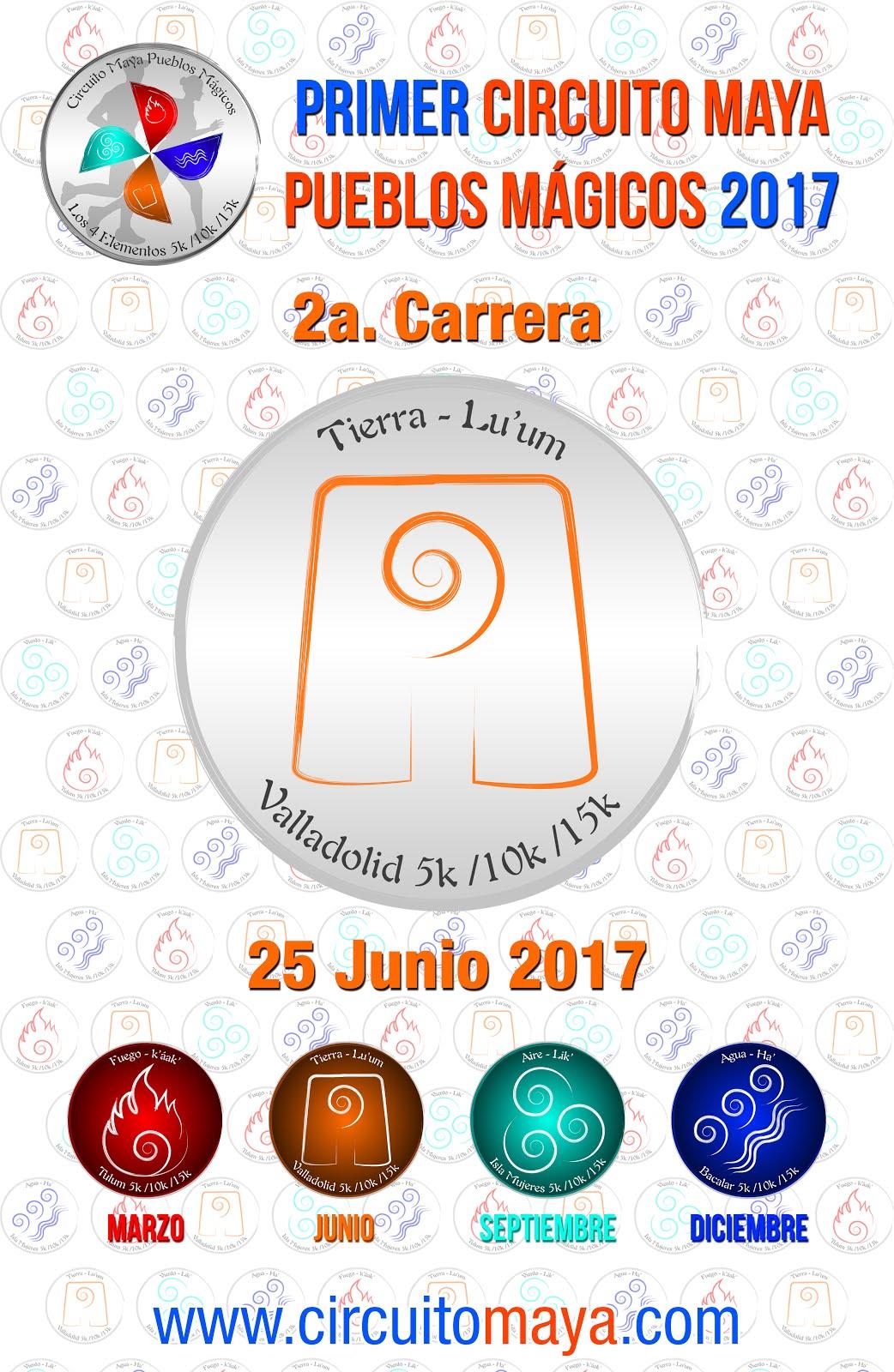 Primer Circuito Maya Pueblos Mágicos 2017