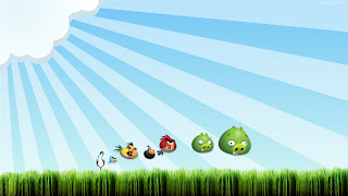Angry Birds HD Wallpaper 2013 new