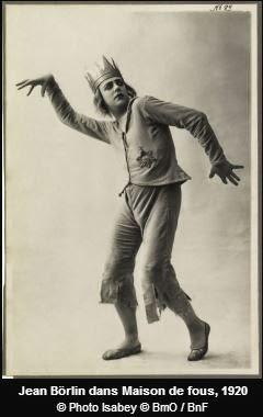 Les ballets suédois 1920 1925
