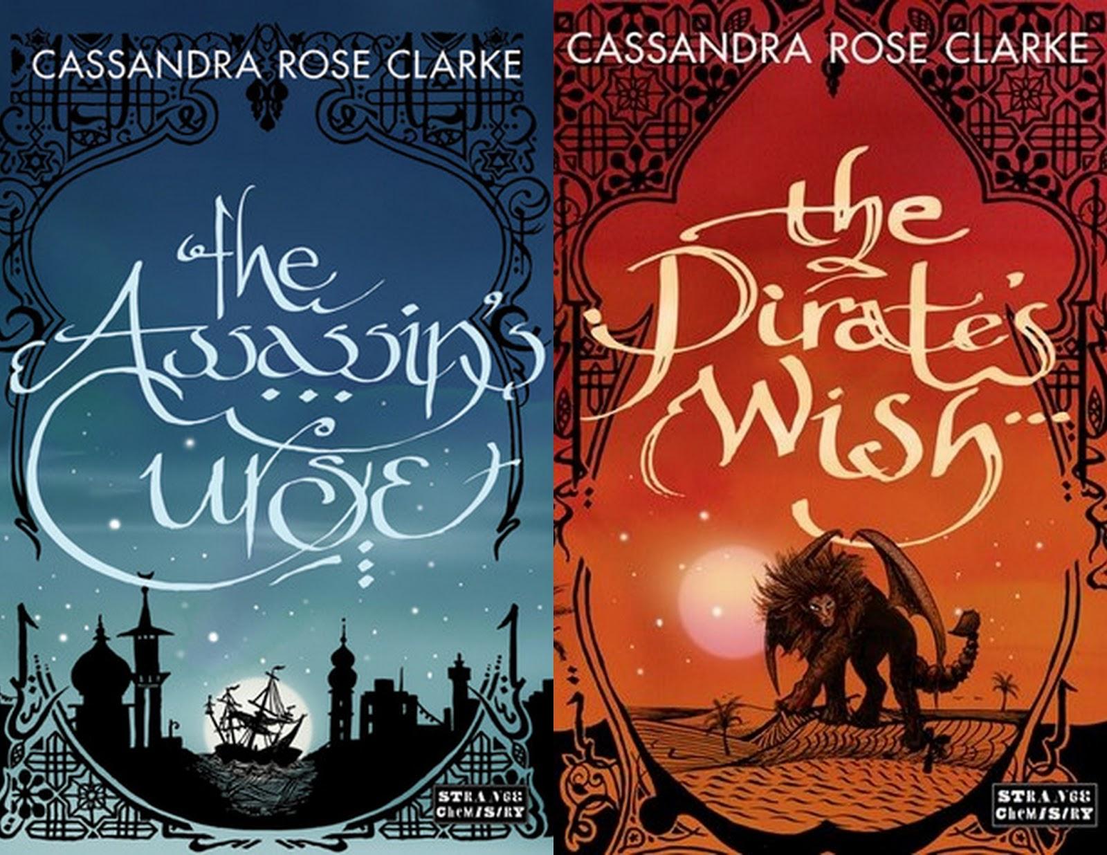 Amazon  Barnes & Noble  Goodreads Title: The Pirate's Wish Author: Cassandra  Rose Clark