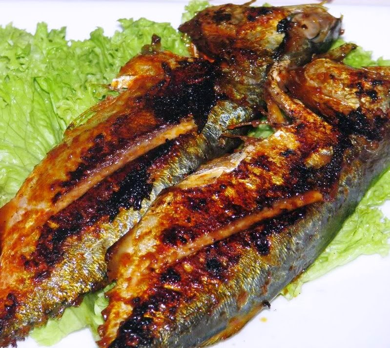 Resep dan Cara Membuat Ikan Kembung Bakar Lezat