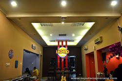 Interior Legend Coffee Semarang
