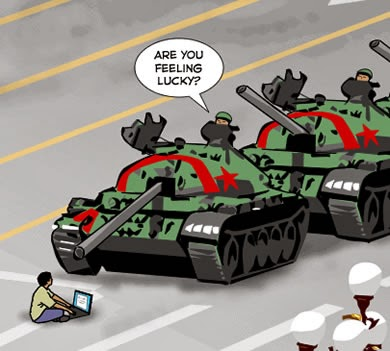 Chinese Internet Censorship