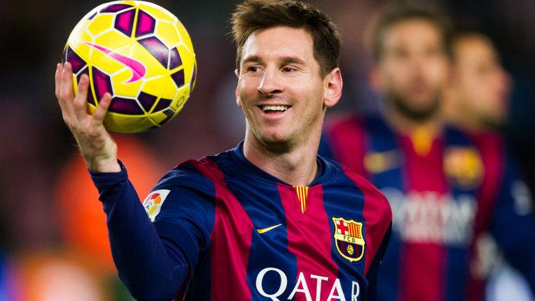 Saking Hebatnya, Messi Juga Dapat Berhasil di Dunia Tenis
