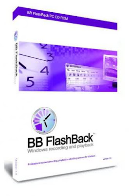 BB FlashBack Express desctop Screen Recorder Full version Free With Serial Key