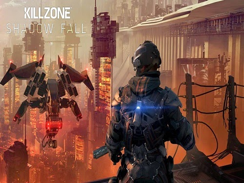 Killzone Shadow Fall Helghast Infantry WallpapersWide  - killzone shadow fall wallpapers