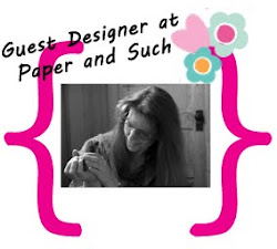 Guest Designer July 2012